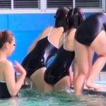 中○生プール盗撮!着替えにトイレにオナニーに思春期少女の夏のプールの出来事