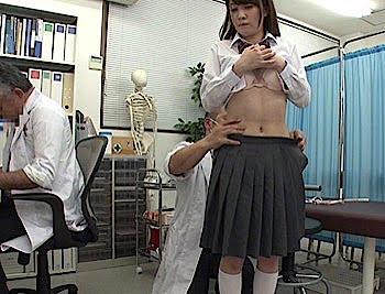 わいせつ身体検査